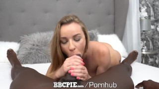 BBCPIE Interracial Anal Filled Up With Multiple Creampies